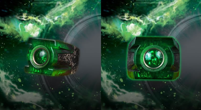 Green Lantern Power Ring Amazon