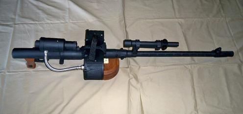 Star Wars Sandtrooper Mg 15 Blaster Prop Replica
