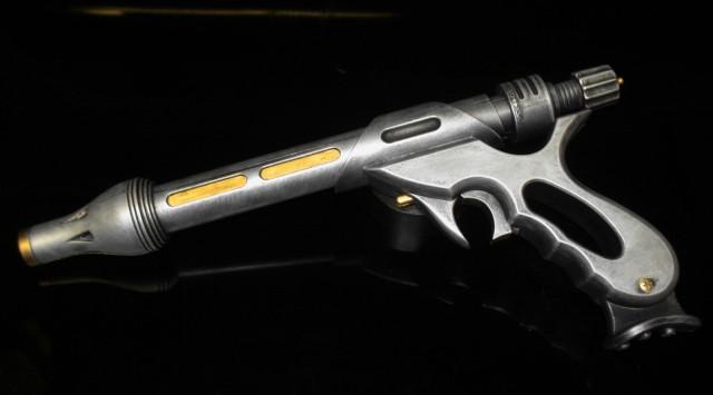 STAR WARS Jango Fett Blaster Prop Replica