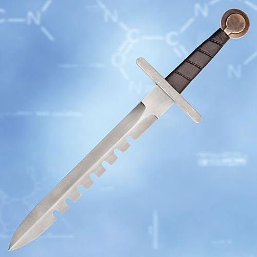 ASSASSIN'S CREED II Sword Breaker Dagger Replica (Museum Replicas)