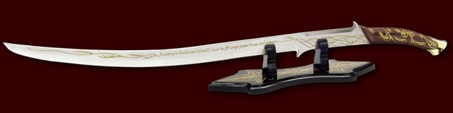 LORD OF THE RINGS Arwen's Hadhafang Sword Replica (United Cutlery)