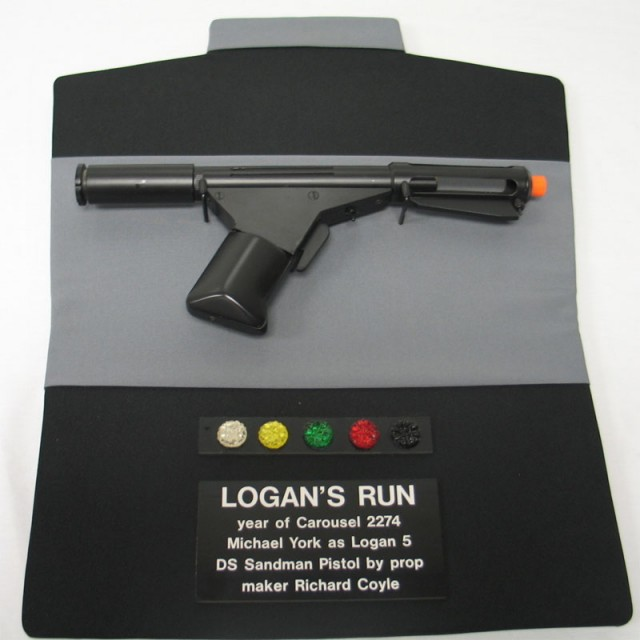 Original-LOGANS-RUN-Sandman-Gun-Prop-Replica-Richard-Coyle