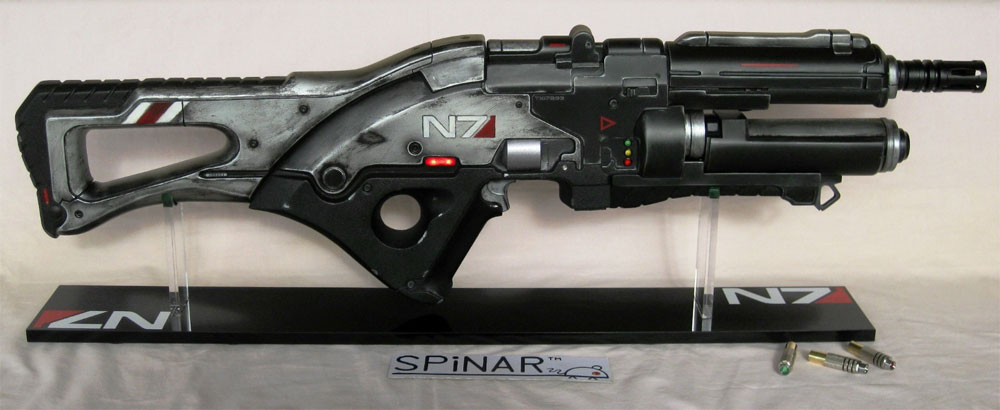 Assault Rifle Archives Weapon Replica