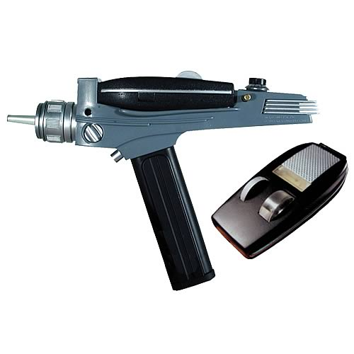 STAR TREK Tek Classic Phaser Diamond Select