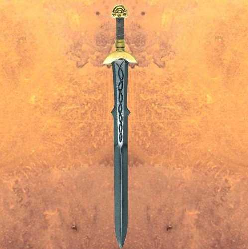 AGE OF CONAN HYBORIAN ADVENTURES Royal Cimmerian LARP Sword