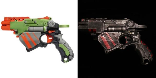 Custom-Nerf-Vortex-Proton-Blaster