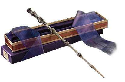 The noble collection archives weapon replica for Dumbledore wand replica