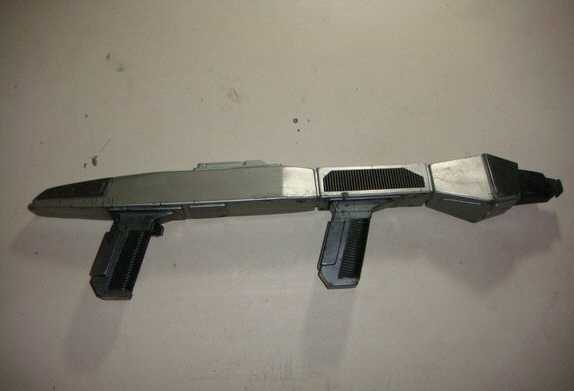 Screen Used DEEP SPACE NINE & STAR TREK NEXT GENERATION Phaser Rifle