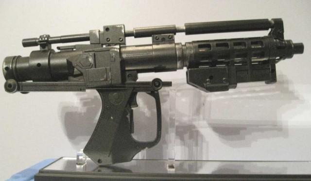 Custom STAR WARS Electronic E-5 Battle Droid Blaster Prop Replica